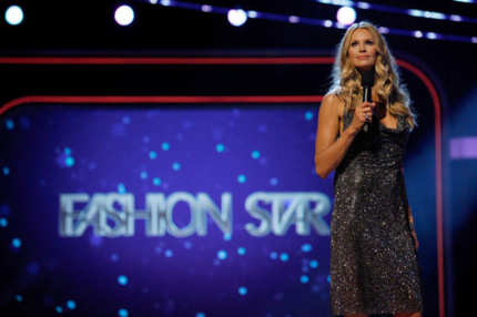"FASHION STAR -- ""What's Your Story"" Episode 101 -- Pictured: Elle Macpherson -- (Photo by: Tyler Golden/NBC)"