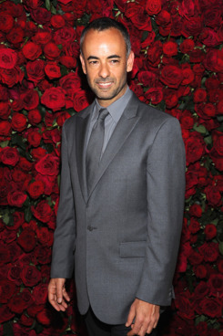 "NEW YORK, NY - NOVEMBER 15:  Francisco Costa attends the Museum of Modern Art's 4th Annual Film benefit ""A Tribute to Pedro Almodovar"" at the Museum of Modern Art on November 15, 2011 in New York City.  (Photo by Dimitrios Kambouris/Getty Images)"