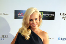 Jenny McCarthy attends the Ninth Annual Leather and Laces event at the Regions Bank Tower on February 3, 2012 in Indianapolis, Indiana.