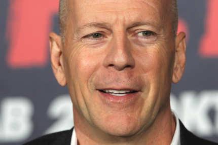 Paul Willis (actor) Actor Bruce Willis