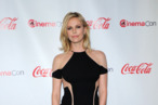 LAS VEGAS, NV - APRIL 26:  Actress Charlize Theron, recipient of the Distinguished Decade of Achievement in Film Award, arrives at the CinemaCon awards ceremony at the Pure Nightclub at Caesars Palace during CinemaCon, the official convention of the National Association of Theatre Owners, April 26, 2012 in Las Vegas, Nevada.  (Photo by Ethan Miller/Getty Images)