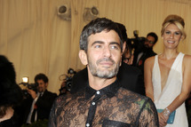 "NEW YORK, NY - MAY 07: Marc Jacobs attends the ""Schiaparelli And Prada: Impossible Conversations"" Costume Institute Gala"