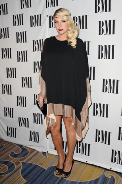 BEVERLY HILLS, CA - MAY 15:  Ke$ha attends the 60th annual BMI Pop Music Awards at the Beverly Wilshire Four Seasons Hotel on May 15, 2012 in Beverly Hills, California.  (Photo by Jason LaVeris/FilmMagic)