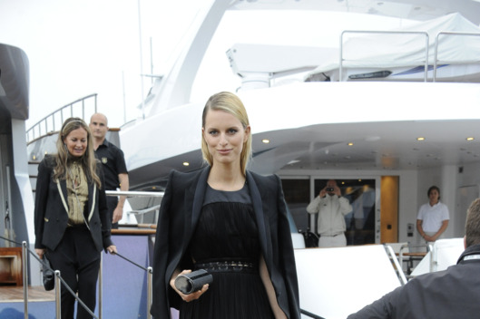Karolina Kurkova and Archie Drury in Cannes with Eva Cavalli.<P>Pictured: Karolina Kurkova and Eva Cavalli<P><B>Ref: SPL395867  210512  </B><BR/>Picture by: MaHahui / Splash News<BR/></P><P><B>Splash News and Pictures</B><BR/>Los Angeles:	310-821-2666<BR/>New York:	212-619-2666<BR/>London:	870-934-2666<BR/>photodesk@splashnews.com<BR/></P>