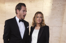 NEW YORK, NY - MAY 10: Will Kopelman and Drew Barrymore attends the New York City Ballet's Spring Gala at the David H. Koch Theater, Lincoln Center on May 10, 2012 in New York City. (Photo by Rabbani and Solimene Photography/Getty Images)