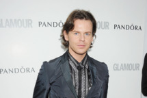 Christopher Kane arrives at the Glamour Women of the Year Awards in association with Pandora at Berkeley Square Gardens on May 29, 2012 in London, England.