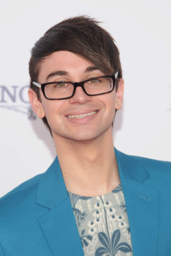 LOUISVILLE, KY - MAY 05:  Designer Christian Siriano attends the 138th Kentucky Derby at Churchill Downs on May 5, 2012 in Louisville, Kentucky.  (Photo by Michael Loccisano/Getty Images)