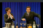 Watch Rachel Maddow Make a 'Manly' Cocktail for Jimmy Fallon