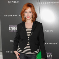 Christina Hendricks Knows a Thing or Two About Greek Food