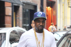 Kanye West Wears Two Gold Chains to Lure; Matt Lauer Shows Up Wet to Nobu