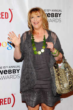 NEW YORK, NY - JUNE 13:  Lisa Lampanelli attends the 15th Annual Webby Awards at Hammerstein Ballroom on June 13, 2011 in New York City.  (Photo by Jamie McCarthy/Getty Images for The Webby Awards)