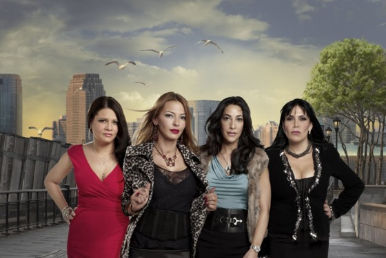 VH1's Mob Wives.