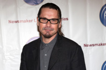 "BEVERLY HILLS, CA - DECEMBER 08:  Kurt Sutter attends HRTS annual newsmaker luncheon: ""The Hitmakers"" at the Beverly Hilton hotel on December 8, 2010 in Beverly Hills, California.  (Photo by Brian To/FilmMagic) *** Local Caption *** Kurt Sutter"