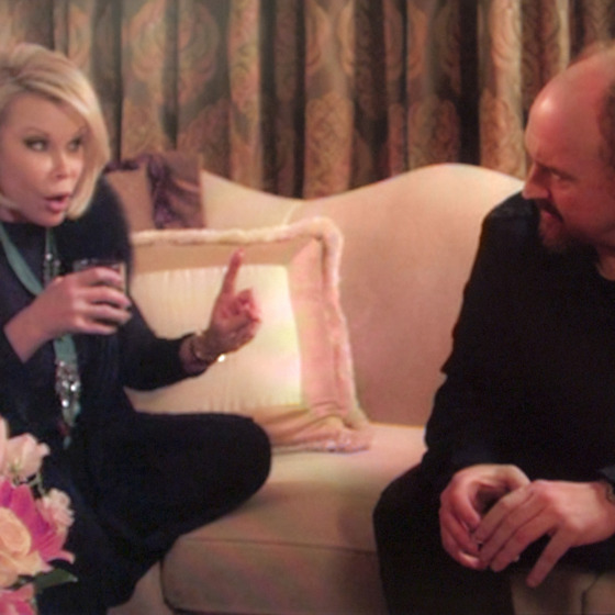 Louie Recap: Blue Nights