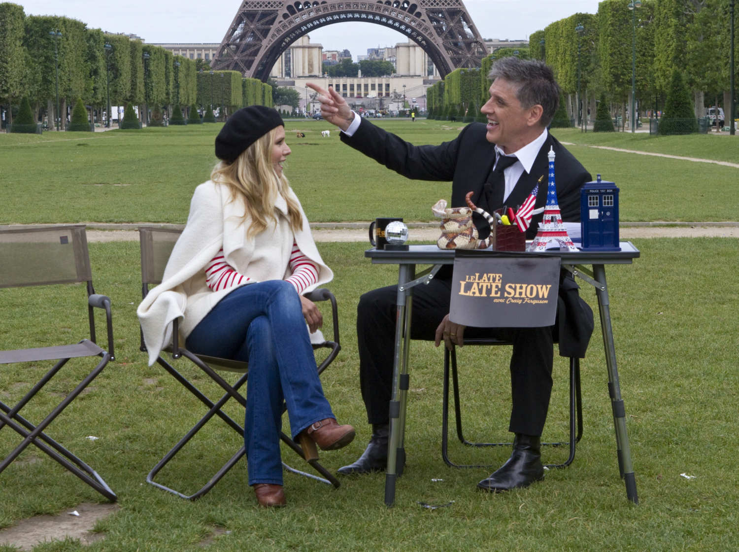 Eight Things Craig Ferguson Learned While Taping His Show in Paris ...