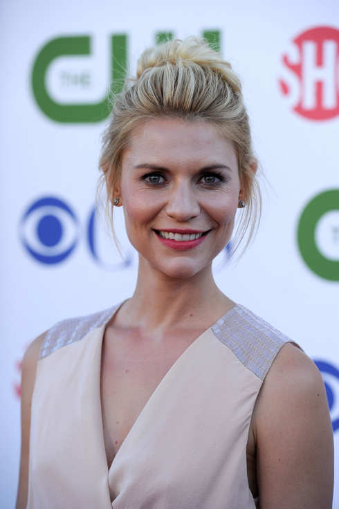 BEVERLY HILLS, CA - AUGUST 03:  Actress Claire Danes  arrives at the TCA Party for CBS, The CW and Showtime held at The Pagoda on August 3, 2011 in Beverly Hills, California.  (Photo by Frazer Harrison/Getty Images)