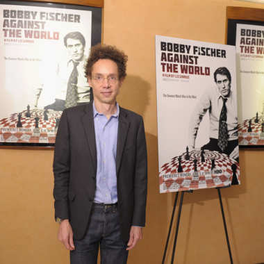 """NEW YORK, NY - MAY 24:  Writer Malcolm Gladwell attends the HBO Documentary screening Of """"Bobby Fischer Against The World"""" at HBO Theater on May 24, 2011 in New York City.  (Photo by Michael Loccisano/Getty Images for HBO)"""