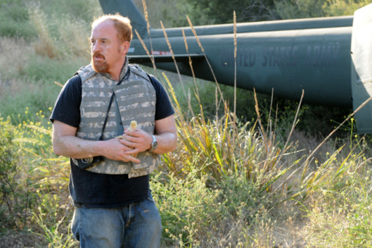 LOUIE: Louis C. K. in LOUIE episode DUCKLING airing Thursday, Aug. 25 (10:00PM ET) on FX. CR: FX