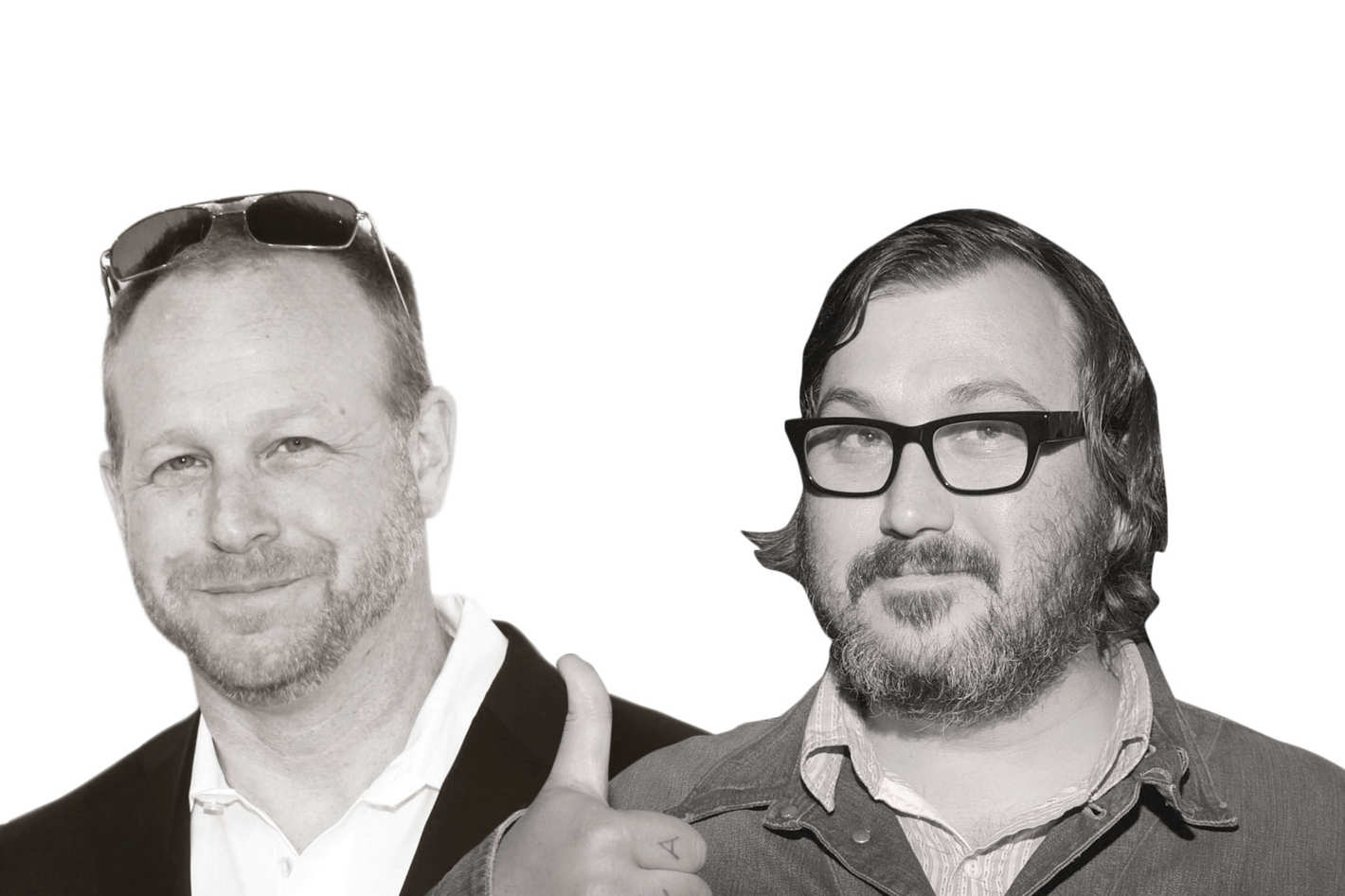 Portland chef Andy Ricker (left) is looking to expand eastward; Stumptown's Duane Sorenson has already conquered NYC.