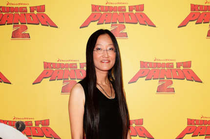 "SYDNEY, AUSTRALIA - JUNE 13: Director Jennifer Yuh Nelson arrives at the Australian premiere of ""Kung Fu Panda 2"" at Event Cinema on George Street on June 13, 2011 in Sydney, Australia.  (Photo by Lisa Maree Williams/Getty Images)"