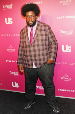NEW YORK, NY - SEPTEMBER 14:  Quest Love attends the event to celebrate Us Weekly's 25 Most Stylish New Yorkers Of 2011 at Penthouse (PH-D) at Dream Downtown on September 14, 2011 in New York City.  (Photo by Rob Kim/WireImage)