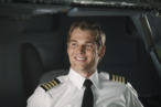 PAN AM - &quot;Pilot&quot; - In the premiere episode, &quot;Pilot,&quot; Dean takes on his first assignment since his promotion, piloting the Clipper Majestic on its inaugural New York to London flight. Bridget is supposed to be his lead stewardess, until she's a no-show for the flight. Grounded purser Maggie is called in to fill in for her. On the same fateful flight, Kate adds another dimension to her work as she takes on her first assignment from U.S. intelligence. Her stress is compounded when she discovers that newly minted stewardess, Laura, her sister, is also working the same flight in the highly anticipated new series, &quot;Pan Am,&quot; premiering SUNDAY, SEPTEMBER 25 (10:01-11:00 p.m., ET), on the ABC Television Network. (ABC/ERIC LIEBOWITZ)
