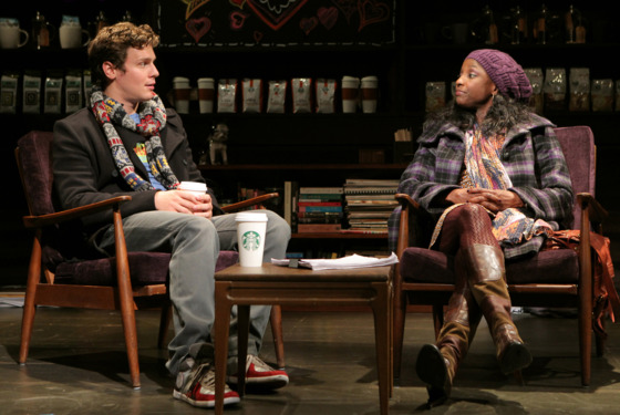 Theater review the submission is just more straight talk about racism