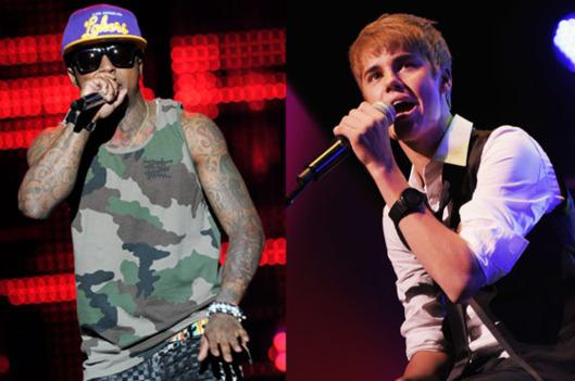 Justin Bieber Sent Lil Wayne a Pretty Solid Birthday ... Justin Bieber