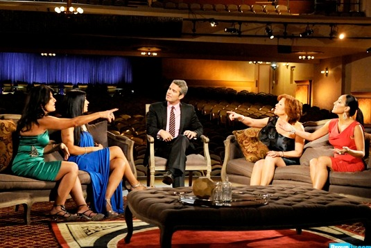 The real housewives of new jersey recap the attack for Where do real housewives of new jersey live
