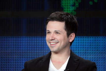 PASADENA, CA - JANUARY 14:  Actor Freddy Rodriguez speaks during the 'Chaos' panel during the CBS portion of the 2011 Winter TCA press tour held at The Langham Huntington Hotel on January 14, 2011 in Pasadena, California.  (Photo by Frederick M. Brown/Getty Images) *** Local Caption *** Freddy Rodriguez