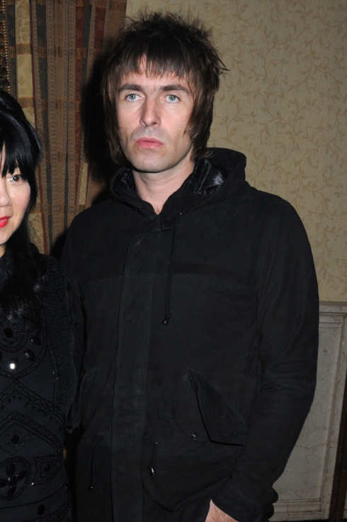 Designer/musician Liam Gallagher arrives for the WGSN and Swarovski Elements hosted 2nd Annual Global Fashion Awards held at Gotham Hall near Herald Square in NYC. <P> Pictured: Liam Gallagher  <P> <B>Ref: SPL327649  201011  </B><BR/> Picture by: Johns PKI / Splash News<BR/> </P><P> <B>Splash News and Pictures</B><BR/> Los Angeles:310-821-2666<BR/> New York:212-619-2666<BR/> London:870-934-2666<BR/> photodesk@splashnews.com<BR/> </P>
