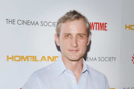 "EAST HAMPTON, NY - AUGUST 13:  Television personality/attorney Dan Abrams attends the Showtime and Cinema Society premiere of ""Homeland"" at a Private Residence on August 13, 2011 in East Hampton, New York.  (Photo by Mike Coppola/Getty Images)"