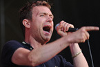LONDON - JULY 2:  Damon Albarn of Blur performs in Hyde Park on July 2, 2009 in London, England. (Photo by Samir Hussein/Getty Images) *** Local Caption *** Damon Albarn