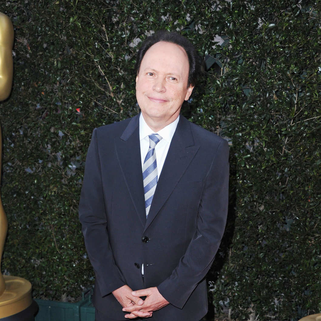 BEVERLY HILLS, CA - MAY 04:  Actor Billy Crystal arrives to The Academy of Motion Picture Arts and Sciences' tribute to Sophia Loren on May 4, 2011 in Beverly Hills, California.  (Photo by Alberto E. Rodriguez/Getty Images) *** Local Caption *** Billy Crystal;