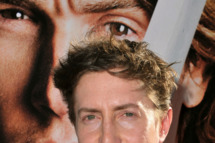 "SANTA BARBARA, CA - APRIL 01:  Director David Gordon Green at the premiere of Universal Pictures' ""Your Highness"" at the University of California Santa Barbara on April 1, 2011 in Santa Barbara, California.  (Photo by Alberto E. Rodriguez/Getty Images)"