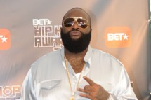 ATLANTA, GA - OCTOBER 01:  Rick Ross attends the BET Hip Hop Awards 2011 at the Boisfeuillet Jones Atlanta Civic Center on October 1, 2011 in Atlanta, Georgia.  (Photo by Chris McKay/Getty Images)