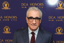 NEW YORK, NY - OCTOBER 13:  Director Martin Scorsese attends the 2011 Directors Guild Of America Honors at the Directors Guild of America Theater on October 13, 2011 in New York City.  (Photo by Jason Kempin/Getty Images)