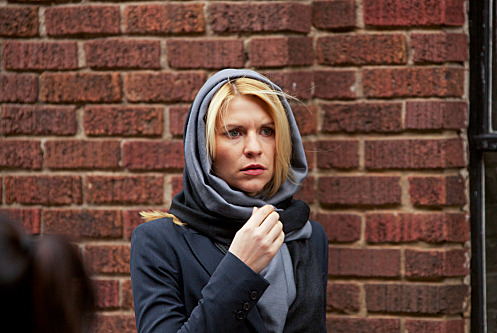 Claire Danes as Carrie Mathison in Homeland (episode 9) - Photo: