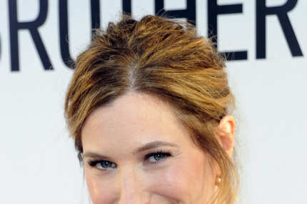 Kathryn Hahn==Los Angeles Premiere of OUR IDIOT BROTHER==ArcLight, Hollywood, CA==August 16, 2011==?Patrick McMullan==Photo - ANDREAS BRANCH/PatrickMcMullan.com==