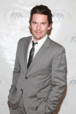 NEW YORK, NY - DECEMBER 04:  Ethan Hawke attends the New York Stage and Film 2011 gala at The Plaza Hotel on December 4, 2011 in New York City.  (Photo by Astrid Stawiarz/Getty Images)
