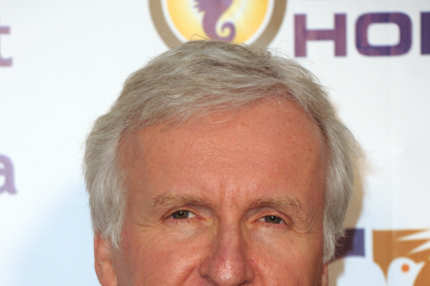 Filmmaker James Cameron attends the Covenant House California 2011 Gala and Awards Dinner at the Skirball Center on June 9, 2011 in Los Angeles, California.