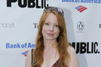 Lauren Ambrose== THE PUBLIC THEATER'S ANNUAL GALA Honoring GAIL MERRIFIELD & TIME WARNER INC.== Delacorte Theather, Central Park== June 20, 2011== © Patrick McMullan== PHOTO - LEANDRO JUSTEN/PatrickMcMullan.com== ==