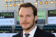 "OAKLAND, CA - SEPTEMBER 19:  Actor Chris Pratt arrives at the premiere of Columbia Pictures' ""Moneyball"" at the Paramount Theatre of the Arts on September 19, 2011 in Oakland, California.  (Photo by Michael Buckner/Getty Images)"