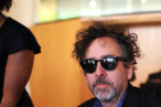 LOS ANGELES, CA - MAY 28:  Director Tim Burton signs copies of his Exhibition Catalogue And The &quot;Art Of Tim Burton&quot;  at LACMA where his work is currently being exhibited on May 28, 2011 in Los Angeles, California.  (Photo by Frazer Harrison/Getty Images)