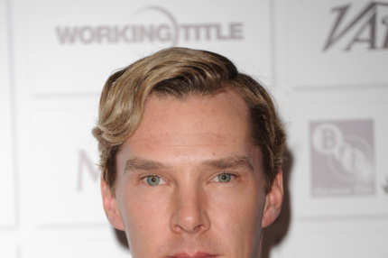 Benedict Cumberbatch attends The Moet British Independent Film Awards at Old Billingsgate Market on December 4, 2011 in London, England.
