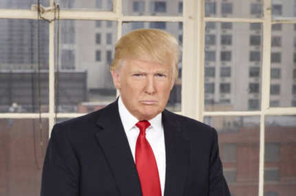 THE CELEBRITY APPRENTICE -- Season 12 -- Pictured: Donald Trump -- Photo by: Mitchell Haaseth/NBC