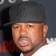 LOS ANGELES, CA - FEBRUARY 12:  Recording artist The-Dream arrives at the Gucci and RocNation Pre-GRAMMY Brunch at the Soho House on February 12, 2011 in Los Angeles, California.  (Photo by Frederick M. Brown/Getty Images) *** Local Caption *** The-Dream