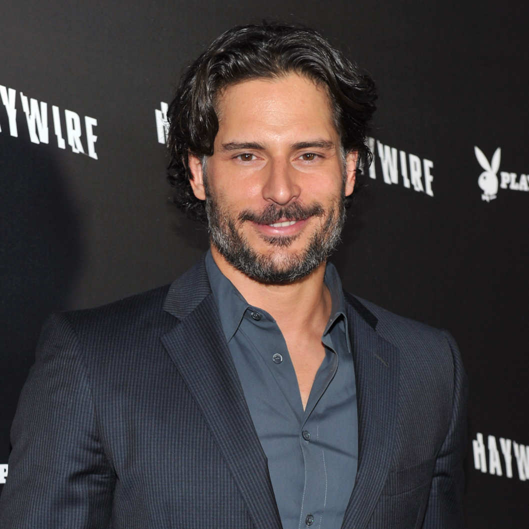 "Actor Joe Manganiello arrives to the premiere of Relativity Media's ""Haywire"" at DGA Theater on January 5, 2012 in Los Angeles, California."