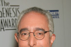 Ben Stein at the 20th Annual Genesis Awards, which honors individuals in the media who spotlight animal issues, at the Beverly Hilton Hotel in Beverly Hills, California.   <P> Picture by: Charley Gallay/London Entertainment <br> <B>Ref: LECG 180306 B   <B/> <P> <B>Splash News and Pictures</B><br> Los Angeles:310-821-2666<br> New York:212-619-2666<br> London:207-107-2666<br> photodesk@splashnews.com<br> www.splashnews.com