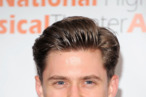 NEW YORK, NY - JUNE 27:  Actor Aaron Tveit attends the 2011 National High School Musical Theater Awards at The Minksoff Theatre on June 27, 2011 in New York City.  (Photo by Jemal Countess/Getty Images)